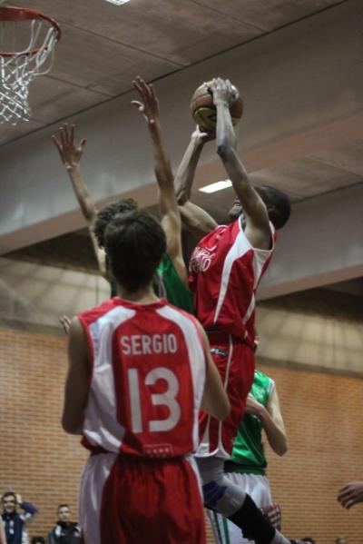 Air Jordi en acción