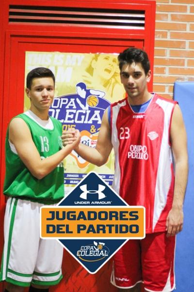 Calvo y Jiménez, Mejores Jugadores