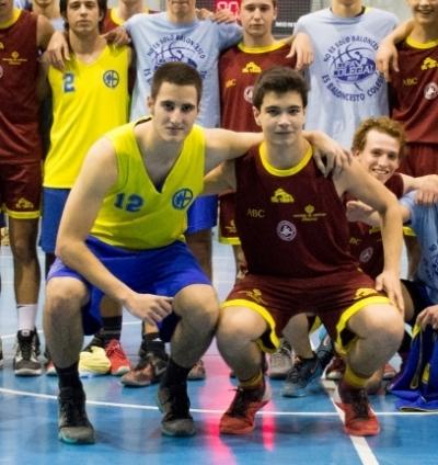 Borja Alonso y Dani Gómez