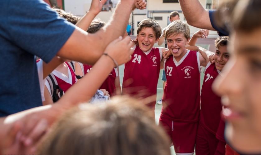 La Pequecopa se jugará en el Colegio El Monte el 10 de junio