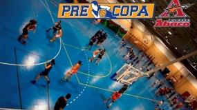 La PRECOPA 2016-17 se pone en marcha
