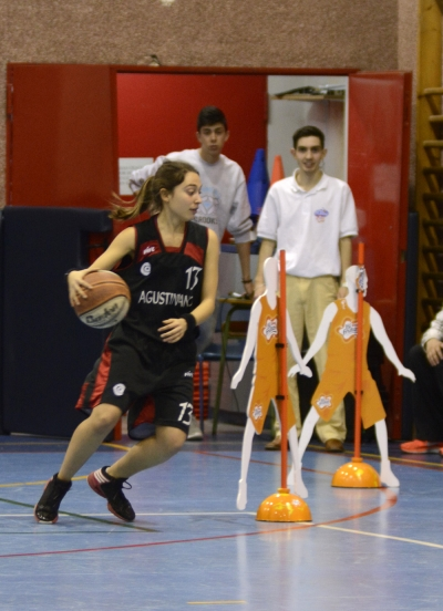 Irene López se adjudicó el Reto Bifrutas