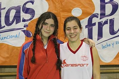 Lebrero y Duque, MVPs Under Armour
