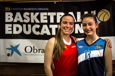 Loreto González y Gabriela Navarro