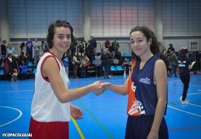 Susana Janez y Nerea Ganzález