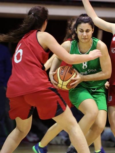 Sara Villafranca y Marta Arellano