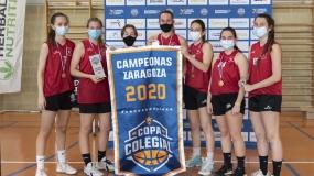Las Tigresas ganan el primer Estandarte para IES Miguel Catalán