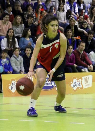 Silvia Mesa, una leyenda de la Copa Colegial