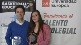 Lidia Reche y Luis Del Valle: un premio al esfuerzo