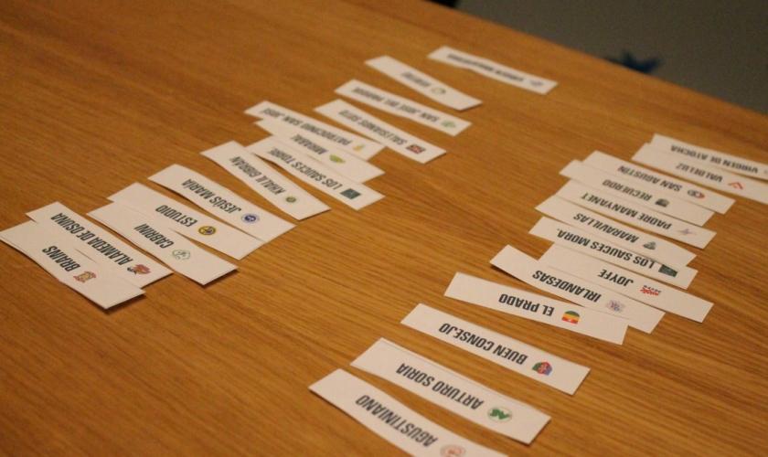 En liza los 16 mejores: te contamos en directo el sorteo de los octavos de final en Madrid