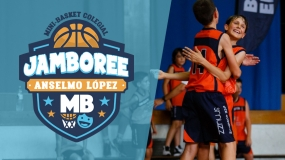 Llega el II Jamboree Anselmo López del MiniBasket colegial