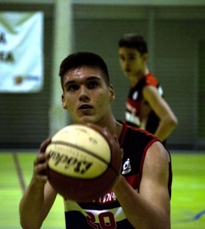 Olmedo, MVP 2016 desde el tiro libre