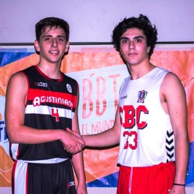 Pablo González y jaime Sánchez,, MVPs