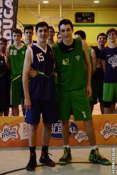 Medina y Gil, MVP