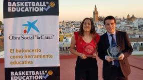 Los BSAA Sevilla 2018 ya posan con su premio