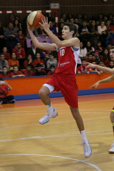 Pablo Morillo, el MVP de la noche