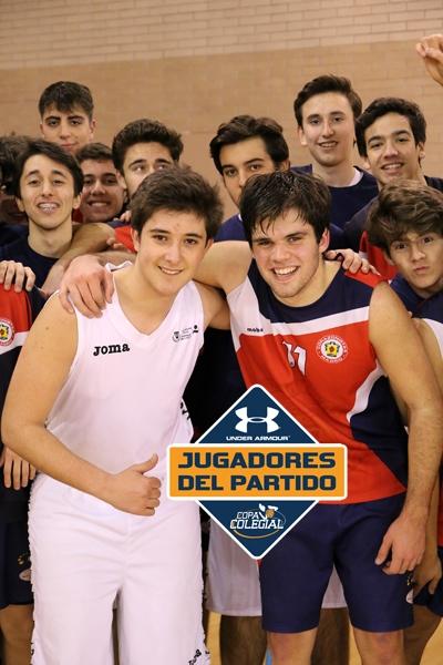 Javier Torres, Sergio Hernández, Mejores Juagdores