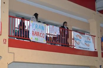 Fran Barco se trajo hasta su grupo de seguidores