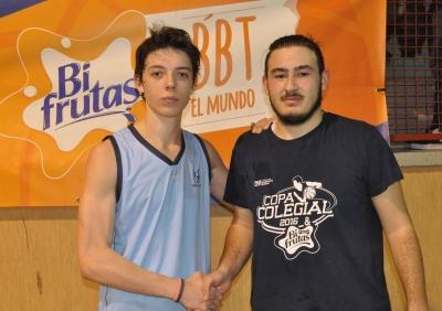 Pepe Peidro y Rodrigo Álamo MVPs.