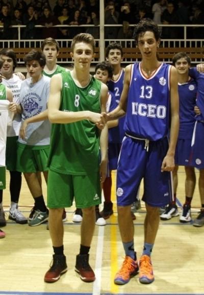 Rómulo Aguillaume y Mario Ballesteros