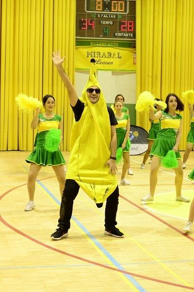 El Plátano se unió a la fiesta
