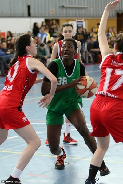 Aminata Sangaré, dominante una vez más