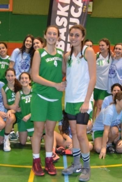 MVPS: Eva Gómez y Belén Sánchez