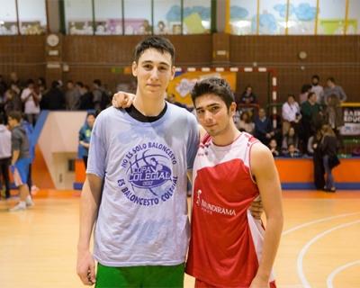 Gabriel Gil y José Urieta