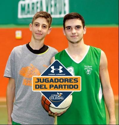 Javier Bru y Gonzalo Sierra