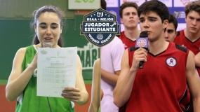 Lucía de la Mata y Álvaro Jiménez ganan el premio BSAA en Madrid