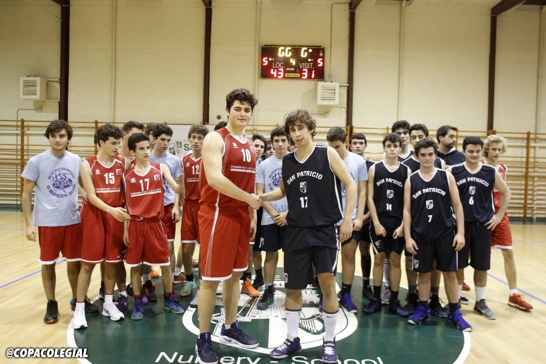 10 años... de un All-Star bárbaro: así fue el de 2010 en el colegio Veritas (VÍDEO)