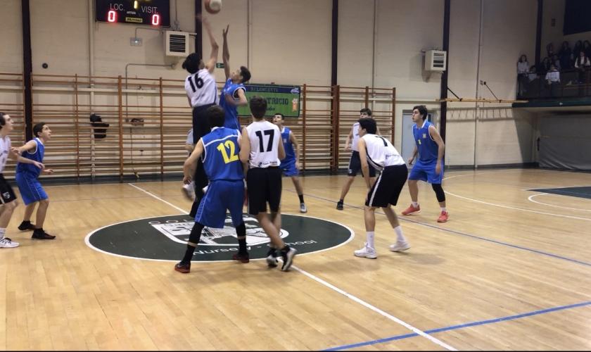 Aristos rompe el partido en el tercer cuarto (65-39)