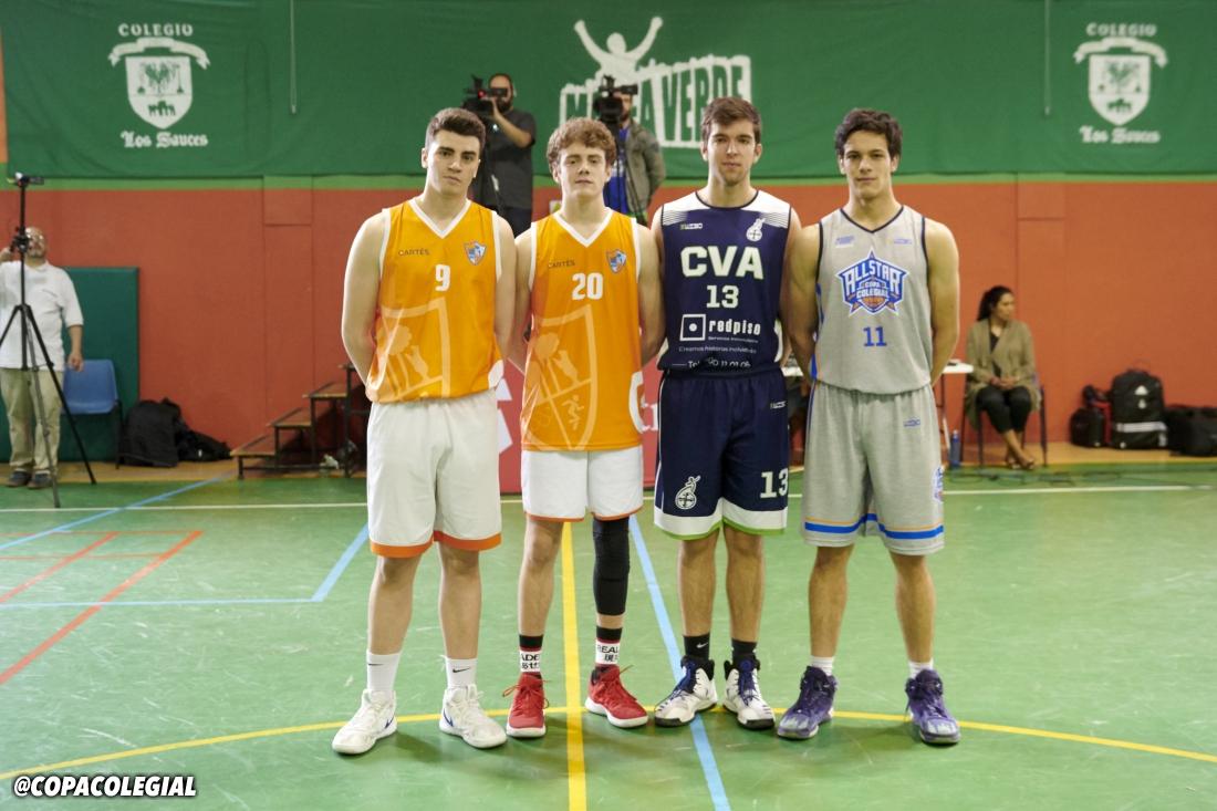 Concurso de mates All-Star Madrid