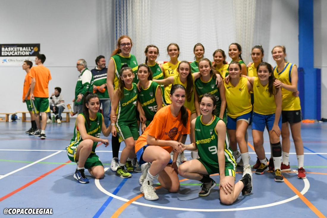 Estudiantes LT vs. Maristas Chamberí (Femenino)
