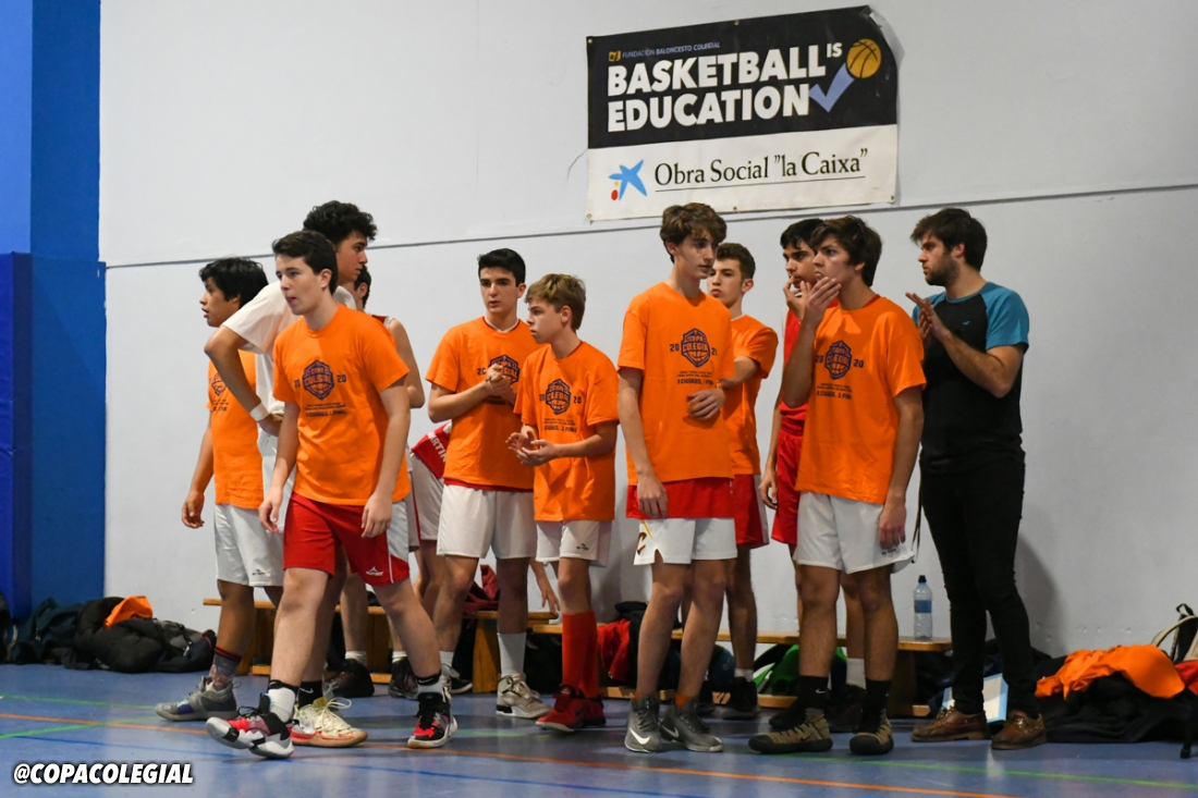 Estudiantes LT vs. Spínola Chamartín (Masculino)