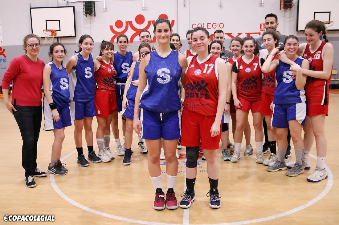 Joyfe vs. Liceo Europeo (Femenino)