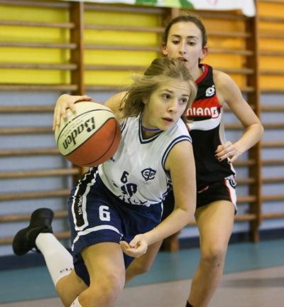 Marta Arenas, en acción