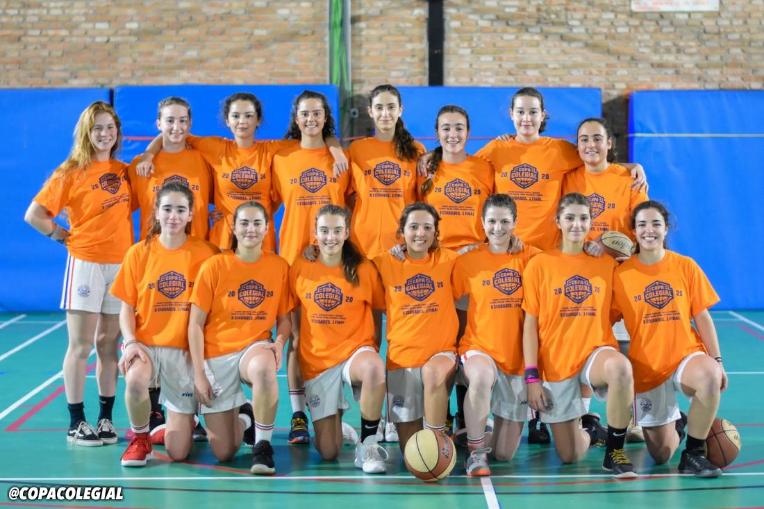 Liceo Francés vs. Caldeiro (Femenino)