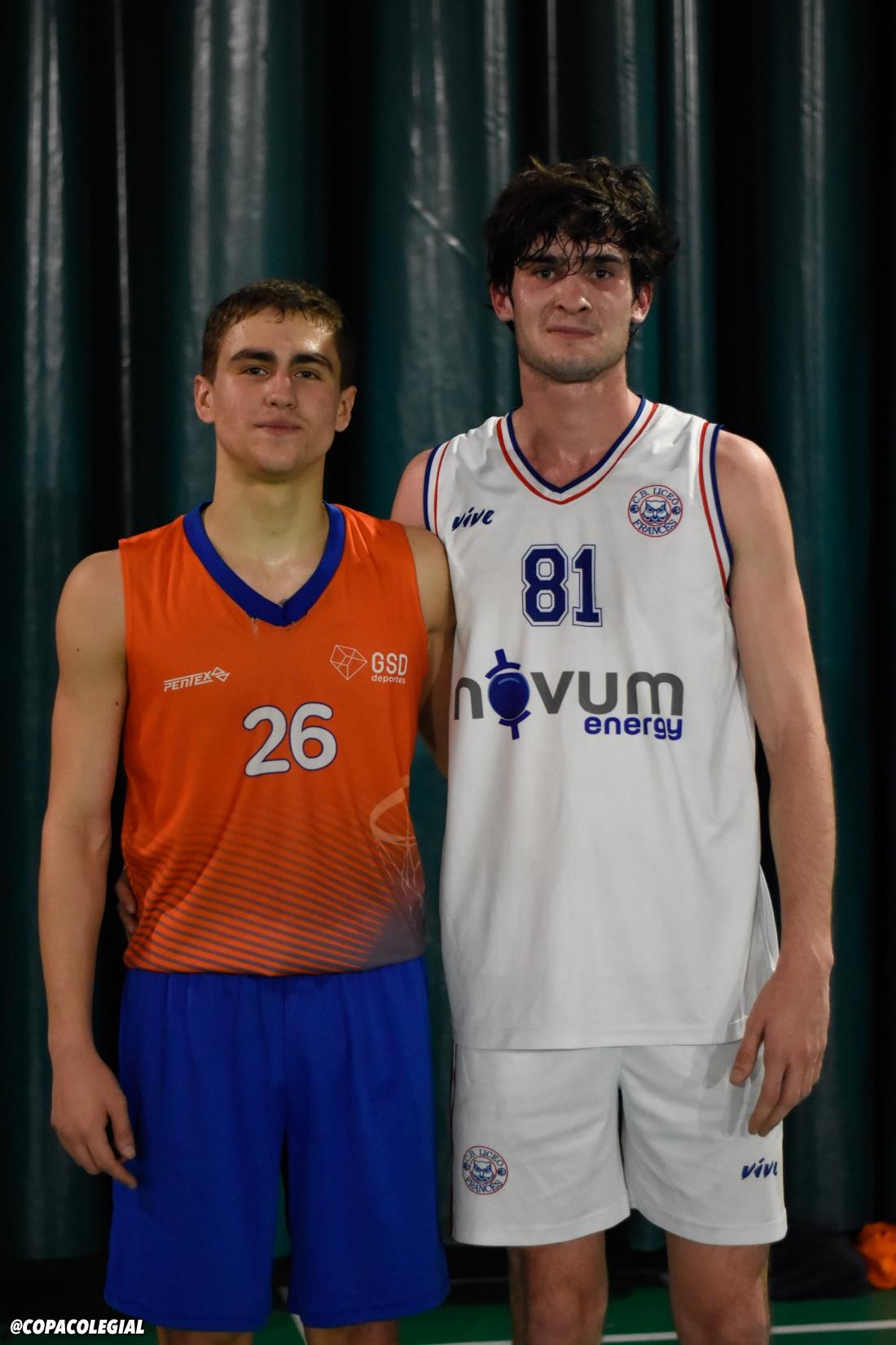 Liceo Francés vs. GSD Moratalaz (Masculino)