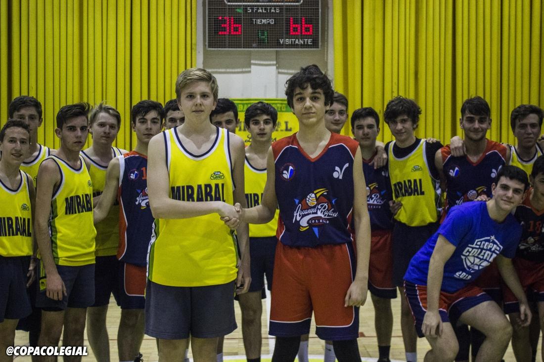Mirabal vs. Arcángel Rafael (Masculino)