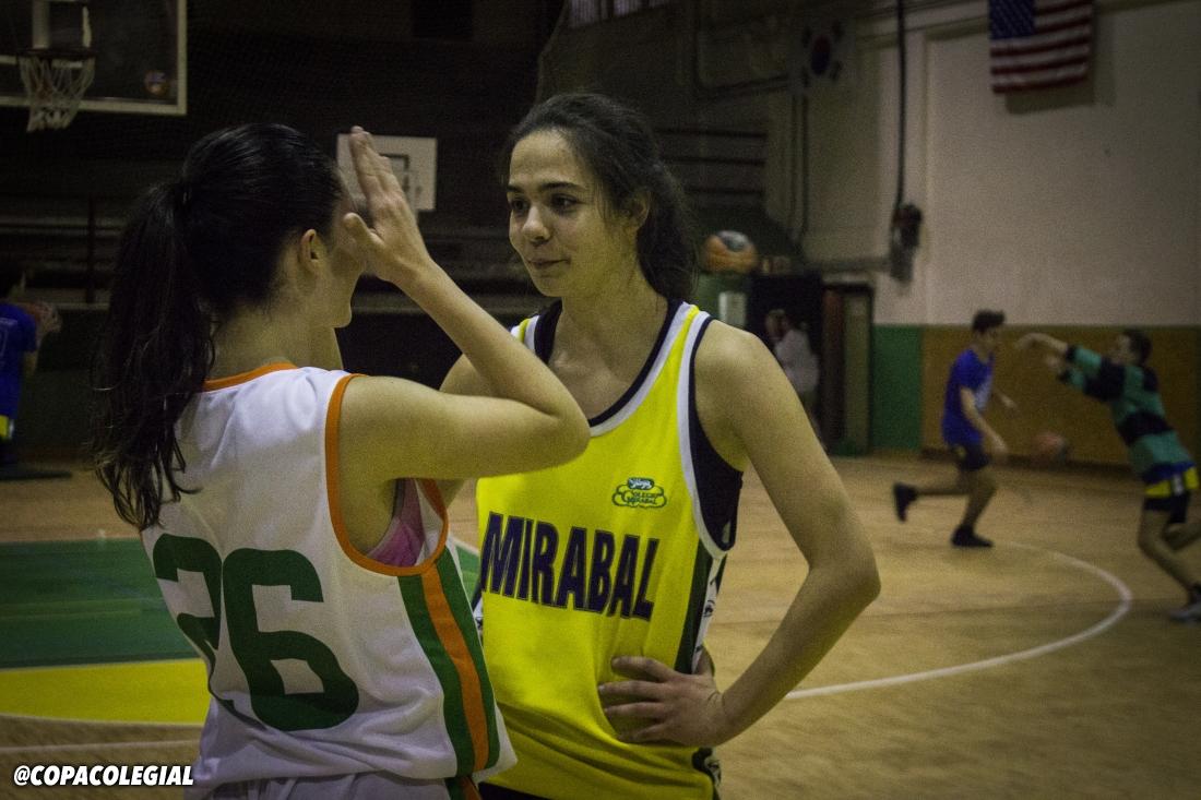 Mirabal vs. Khalil Gibrán (Femenino)
