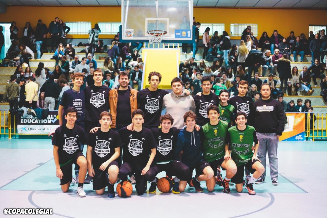 San José del Parque vs. Patrocinio San José (Masculino)