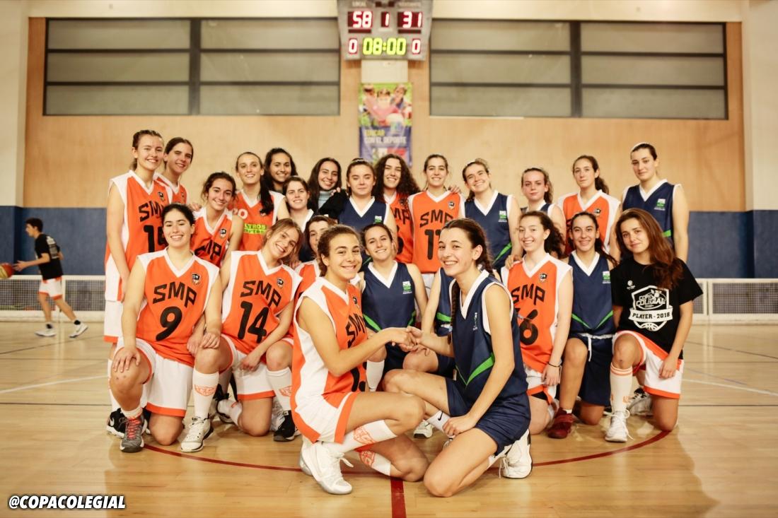 Santa María del Pilar vs. Montpellier (Femenino)