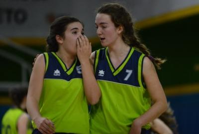 Elena Casaos e Irene Prieto. Una buena asociación