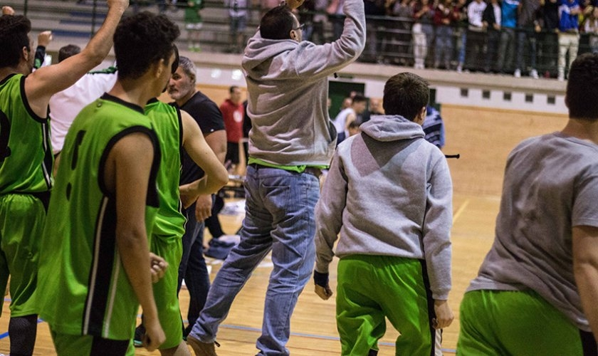 Málaga comienza a sentir la Copa Colegial 2019