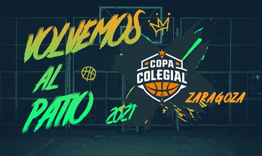 Mañana sábado, Presentación oficial de la Copa Colegial Zaragoza 2021
