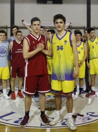 Gonzalo Bajo y Álvaro Rodríguez