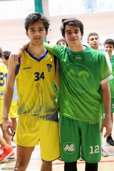 Álvaro Rodríguez y Marc Ramírez