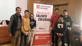 Marca personal en Escolapios: charla de David Grávalos gracias a la Universidad Europea