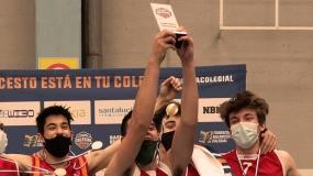 ¿March madness? ¡Mejor un abril de locura! Comienza la Copa Colegial Zaragoza 2021
